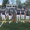 Wethersfield Football Rallies For Maven