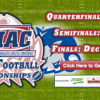 Football Semifinal Credential Information
