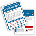 Energy Drinks Under The Microscope In Coaches Update Newsletter