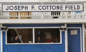 Cottone Field Press Box