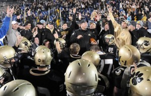 Teams will celebrate football championships on December 12 and 13. Photo by Peter Hvizdak - New Haven Register.