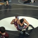 Wrestling Teams Honor One Of Their Own