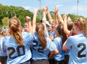 Which teams will be celebrating after the championship games this weekend? MaxPreps photo by Matt Dewkett.