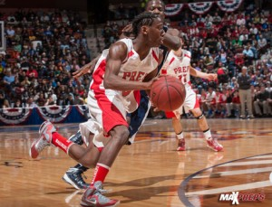 Senior guard Keith Pettway brings experience for a young Fairfield Prep squad. MaxPreps photo by Ken Rutt