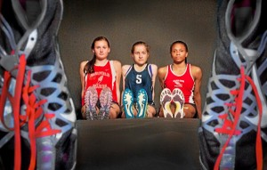 A trio of female distance runners highlight a talented crew of record breakers. Melanie Stengel - New Haven Register