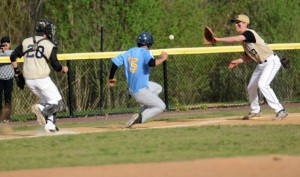 A group of dedicated athletes is trying to help Kolbe Cathedral build its baseball program. Autumn Driscoll - CT Post.