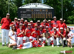 Several under-the-radar teams may be celebrating CIAC baseball titles. MaxPreps photo by Kevin Pataky.