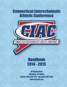 CIAC Front Cover 2014