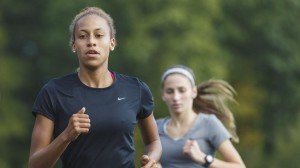 Coventry's Ellie Jean is starring in cross country while taking a break from soccer. David Butler II  - Hartford Courant.
