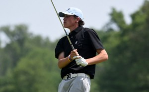 Justin Clark helped New Canaan earn the Division II state title. Dave Stewart - New Canaan Advertiser