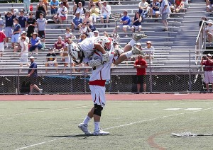 New Canaan had reason to celebrate after ending its title drought. Matt Dewkett - The Ruden Report.