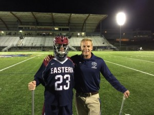 Lacrosse has been a way of life for the GIllotti brothers. Danbury News Times contributed photo.