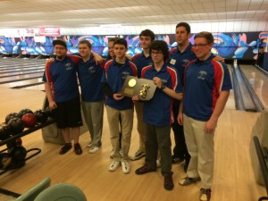 Fairfield Ludlowe/Fairfield Warde captured the Fifth CIAC Invitational Bowling Tournament.