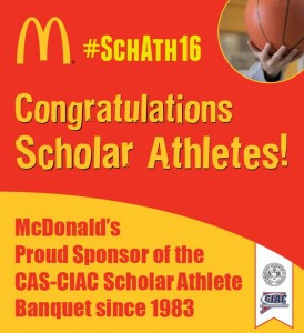 McDonald's Scholar Athlete