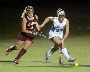 Rainey in action in Killingly's Class S semifinal in her junior season. Aaron Flaum - Norwich Bulletin.