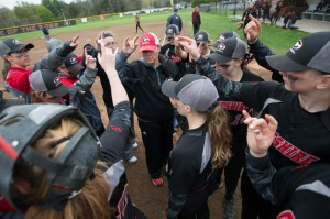 The Cheshire softball team's success is no longer a secret. Justin Weekes - Meriden Record Journal.