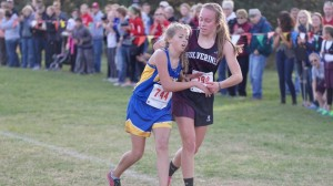 Two Minnesota cross country runners provided a remarkable story. Joyce McCarthy.