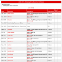2018-19 Winter Sports Schedules Posted