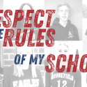 "Student Athletes Team Up For ""Respect the Rules"" PSA"
